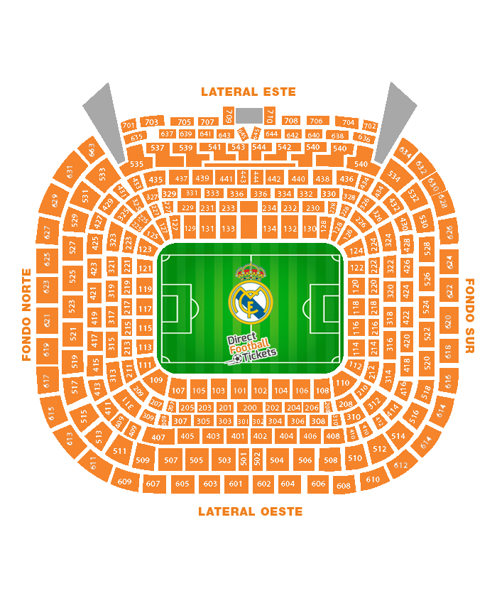 Real Madrid Vs Villarreal Cf Direct Football Tickets
