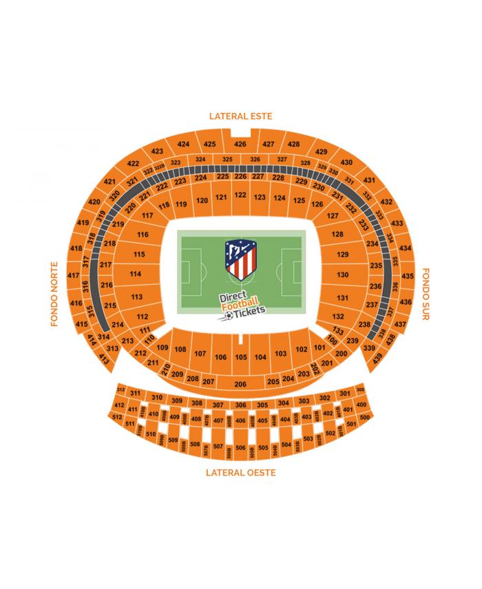 Atletico Madrid Vs Deportivo Alaves Direct Football Tickets