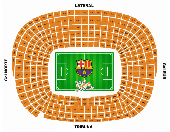 Fc Barcelona Vs Atletico Madrid Direct Football Tickets